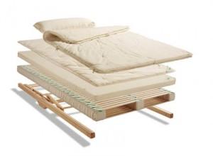 Bettrost - SAMINA Schlafsystem